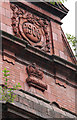 SD7109 : Former Crown and Cushion pub detail 1  by Alan Murray-Rust