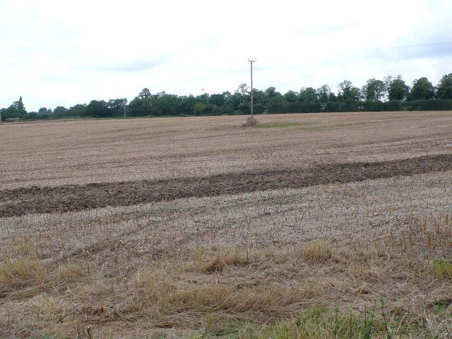 Field near Stretton On Dunsmore