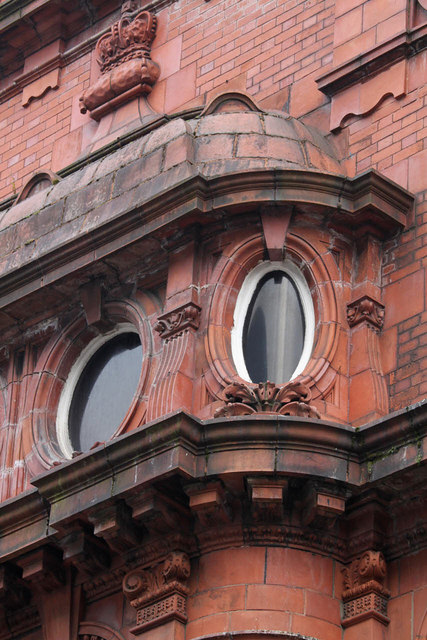 Former Crown and Cushion pub detail 4