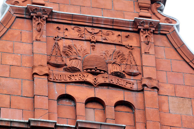 St Georges House - detail 2
