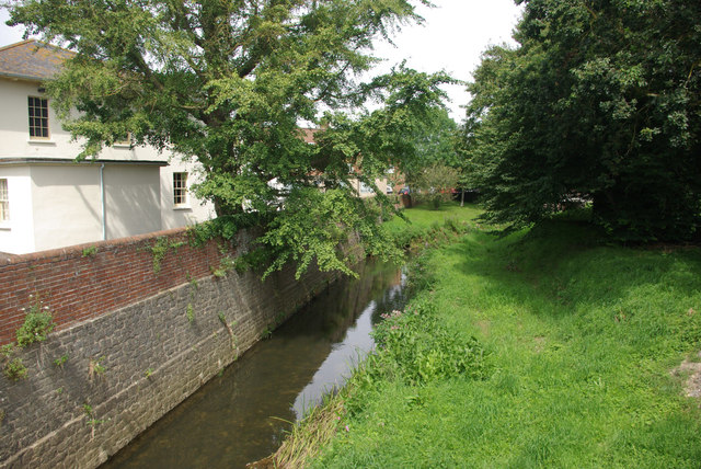 River Brit, Bridport