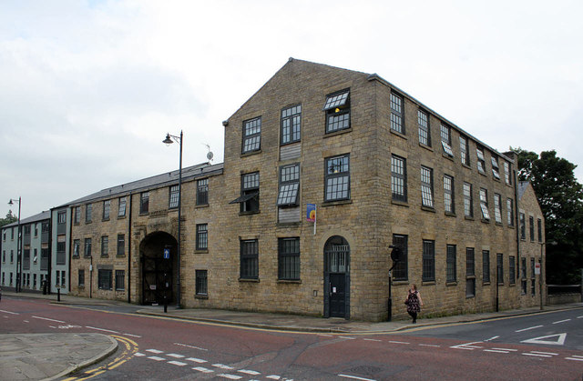 Former Hope Foundry, St George's Street