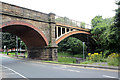 SD7209 : Croal Viaduct - 1  by Alan Murray-Rust
