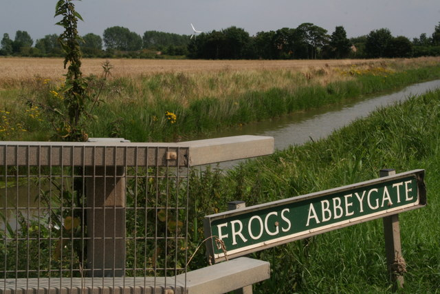 Frog's Abbeygate and Raven's Bank
