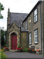 SK0282 : Buxworth - Brierley Green Congregational Church by Dave Bevis