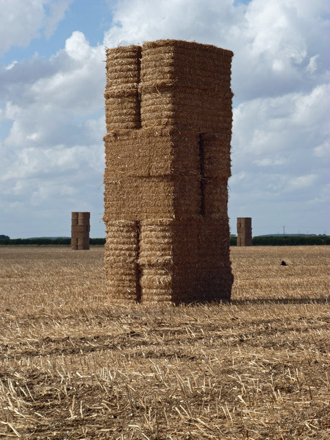 Towers of Straw