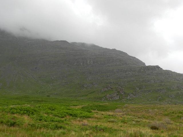 Stony hills above Torridon