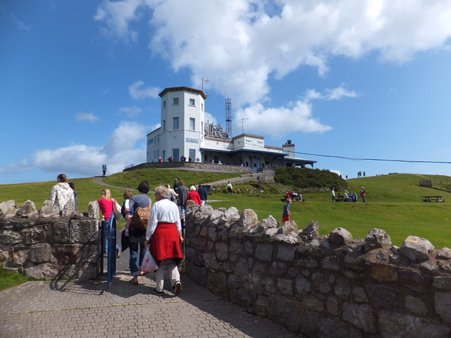 Summit Complex Great Orme Llandudno