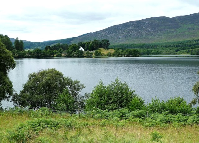 Loch Alvie