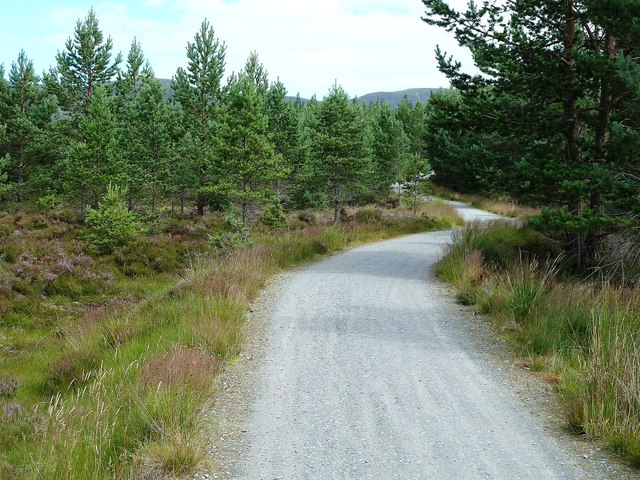 Cairngorm Cycle Track