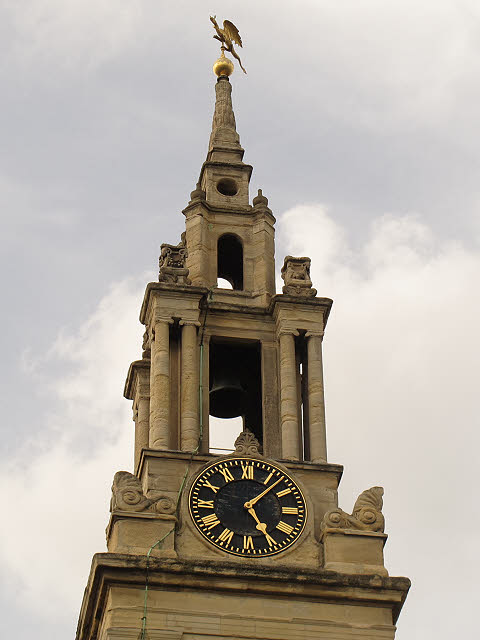 St James's clock