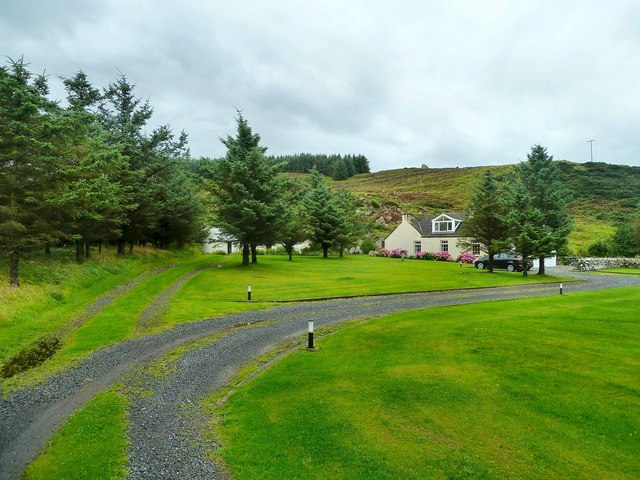 Craignarget House