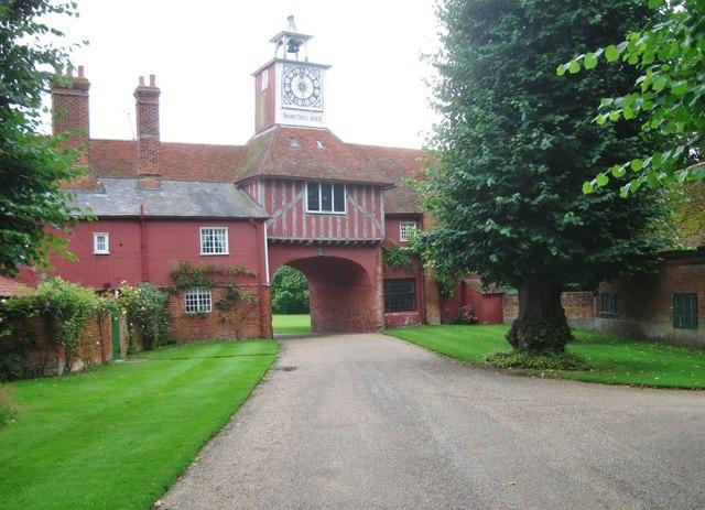 Ingatestone Hall  Essex
