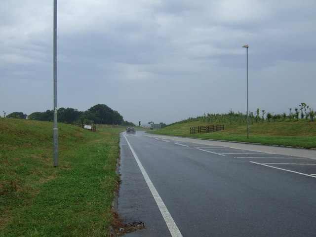A1198 Papworth Everard Bypass