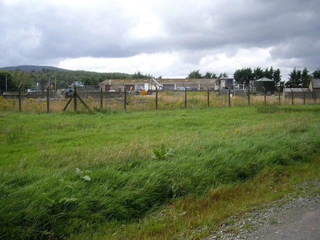 Aboyne Sewage Farm