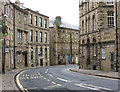SE2421 : Dewsbury - Wellington Street by Dave Bevis