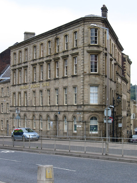 Dewsbury - Business Centre