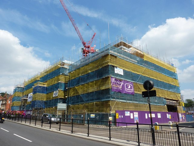 Premier Inn, coming soon