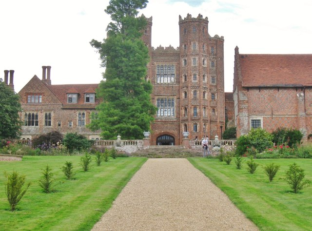 The Gatehouse, Layer Marney Tower
