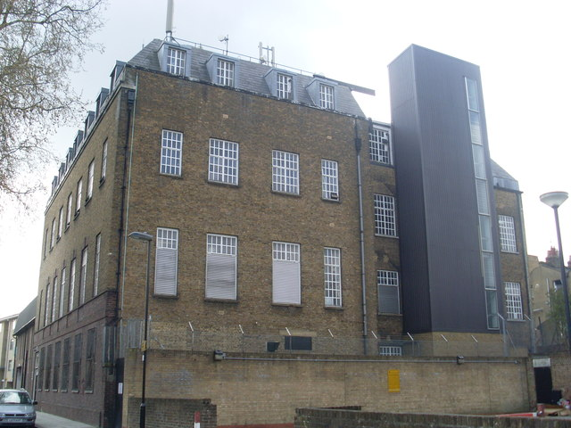 Upper Holloway Telephone Exchange (1)