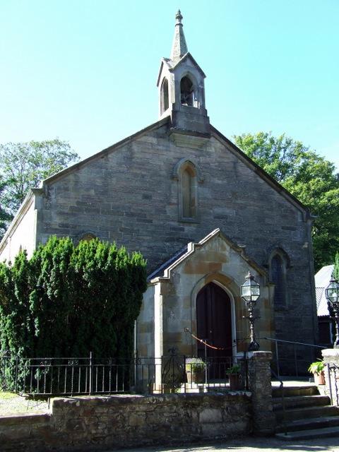 Toward Church
