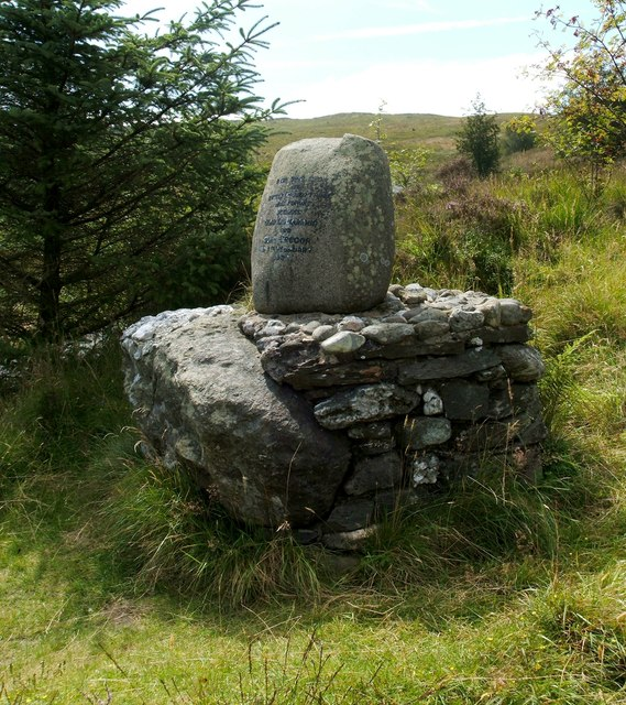 Memorial for the Battle of Glen Fruin