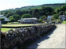 NS1469 : Innellan Bowling and Tennis Club by Thomas Nugent