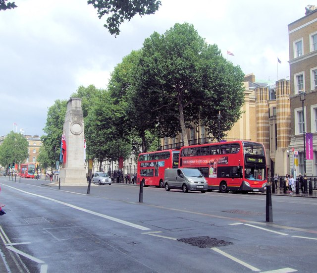 The Cenotaph - Whitehall