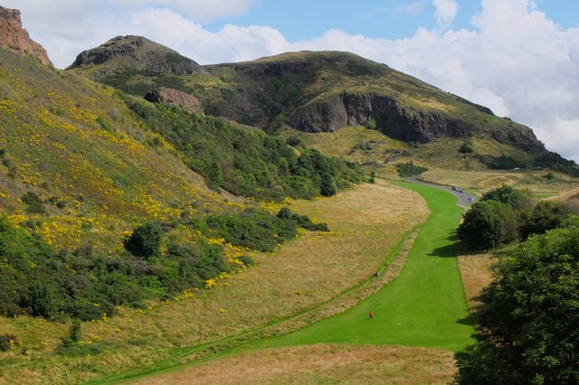 Holyrood Park and Arthur's Seat, Edinburgh