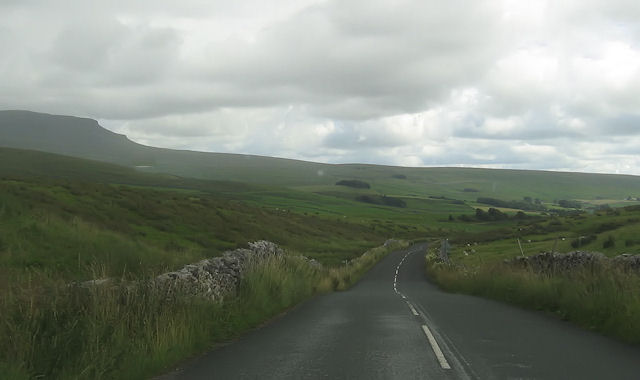 A6479 passing Low Moor