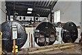 TL5173 : Stretham Engine - Boiler Room by Ashley Dace