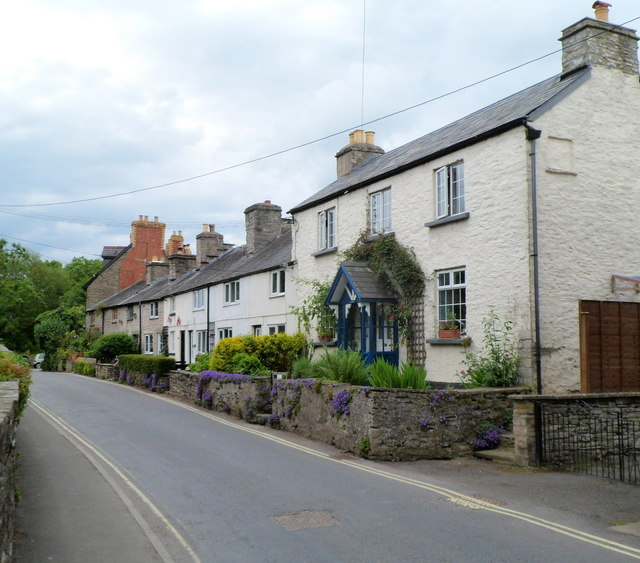 A view east along church terrace jaggery geograph for 4 church terrace docking