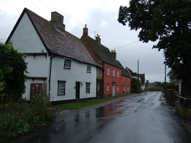 High Street, Hemingford Grey