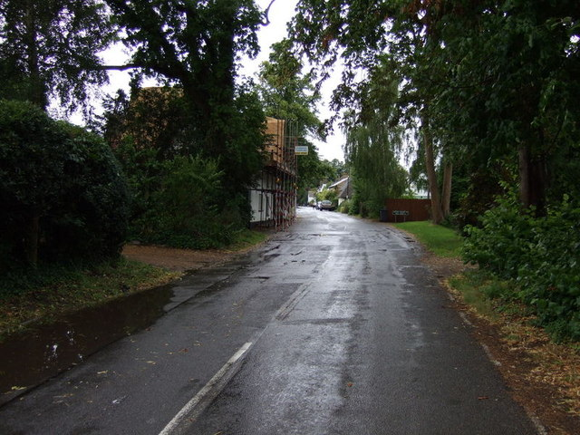 High Street, Hemingford Abbots