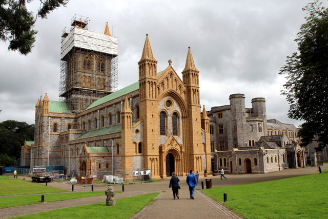 Buckfast Abbey, Buckfastleigh, Devon