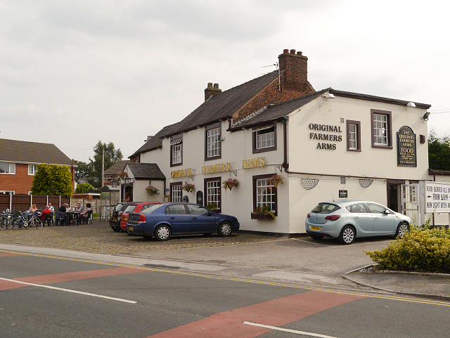 Original Farmers Arms, Eccleston
