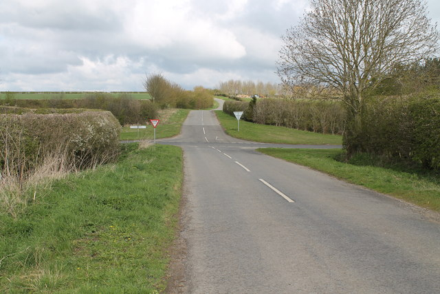 Crossroads near Greetham
