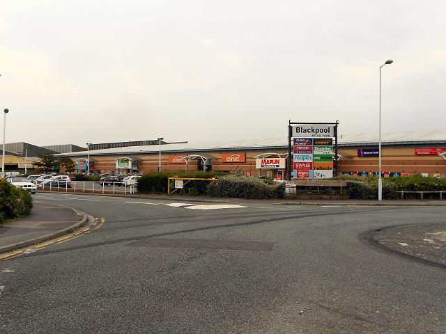Blackpool Retail Park