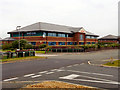 SD3131 : Avroe House, Blackpool Business Park. by David Dixon
