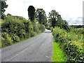 H6625 : Road at Bannaghroe by Kenneth  Allen