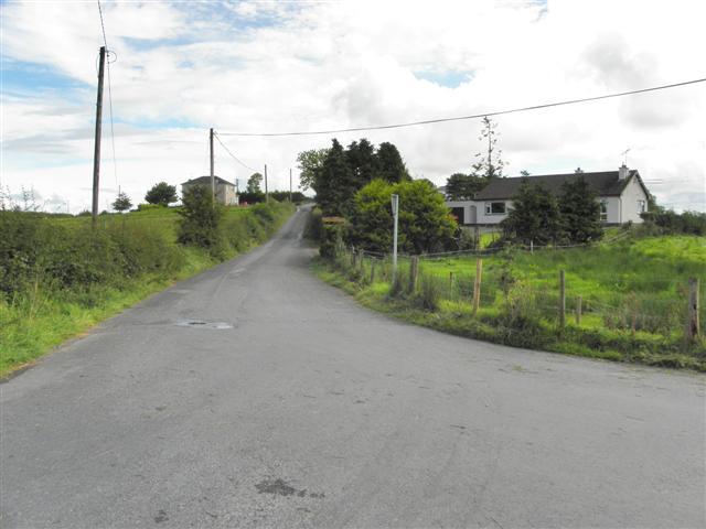 Road at Stranoodan