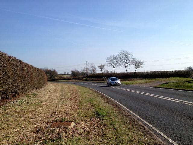 A4189 at Oldberrow