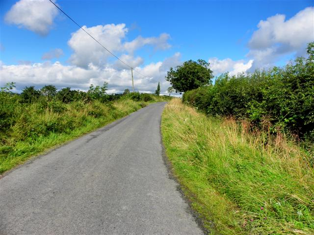 Road at Garranroe