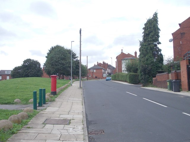 Hartley Crescent - Hartley Avenue