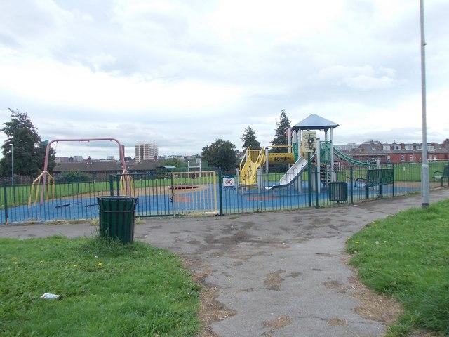 Play Area - Hartley Crescent