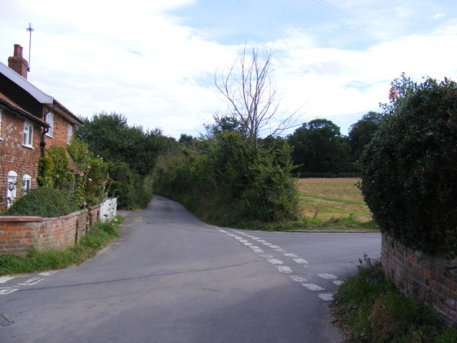 Back Lane, Wenhaston