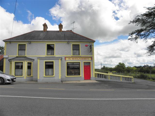 H McElvaney, Corcaghan