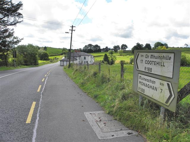 R188 at Corcaghan
