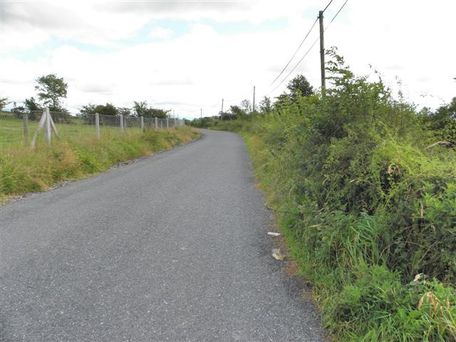Road at Cavanagarvan