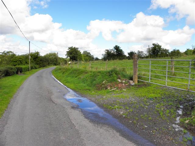 Leck Road, Gortnana